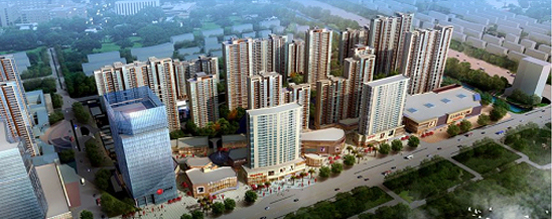 Kunshan Zhonghang Jiufang City Phase II Project