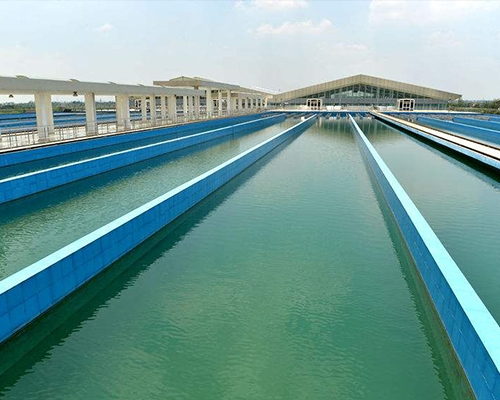 Taicang City Third Water Plant Project
